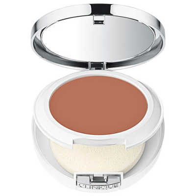 Clinique Beyond Perfecting Powder Foundation + Concealer Honey - Base em Pó 14,5g