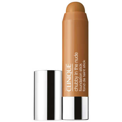 Clinique Chubby In The Nude Foundation Stick Ample Amber - Base em Bastão 5g