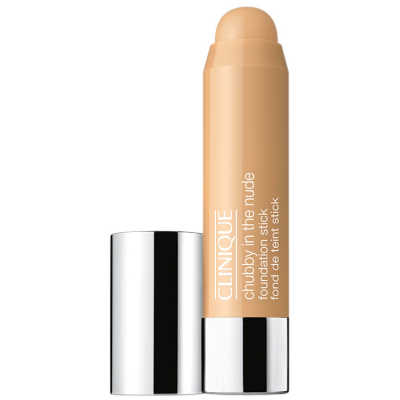 Clinique Chubby In The Nude Foundation Stick Grandest Golden Neutral - Base em Bastão 5g