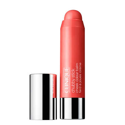 Clinique Chubby Stick Cheek Colour Balm Robust Rhubarb - Blush 6g