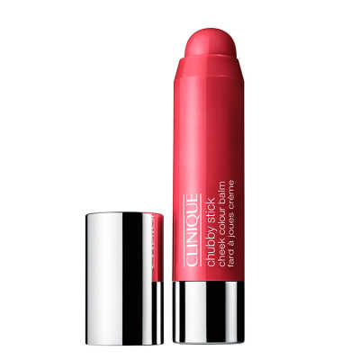 Clinique Chubby Stick Cheek Colour Balm Roly Poly Rosy - Blush 6g