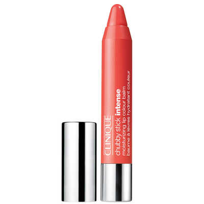 Clinique Chubby Stick Intense Moisturizing Lip Colour Balm Plumpled Up Poppy - Batom 3g