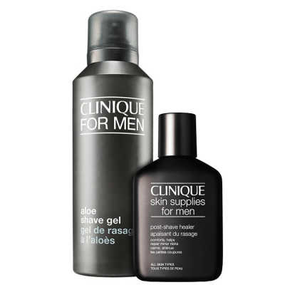 Clinique for Men Shave Duo Kit (2 Produtos)