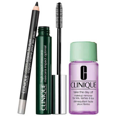 Clinique High Impact Lashes Kit (3 Produtos)