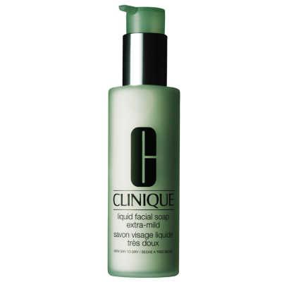 Clinique Liquid Facial Soap Extra-Mild - Sabonete Facial 200ml