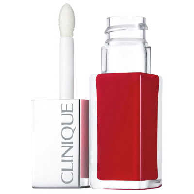 Clinique Pop Lacquer Lip Colour + Primer 2 Lava Pop - Batom Líquido 6,5g