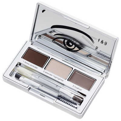 Clinique Pretty Easy Brow Palette - Paleta para Sobrancelha 6g