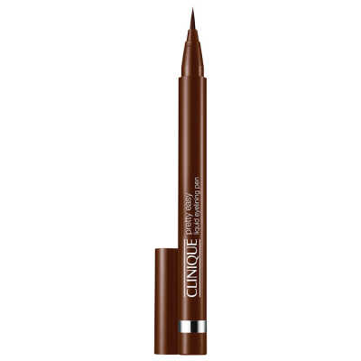 Clinique Pretty Easy Liquid Eyelining Pen Brown - Caneta Delineadora 2g