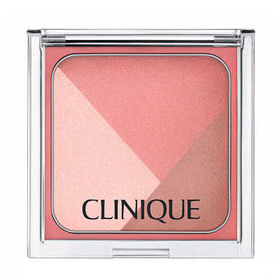 Clinique Sculptionary Cheek Contouring Palette Defining Roses - Blush 6g