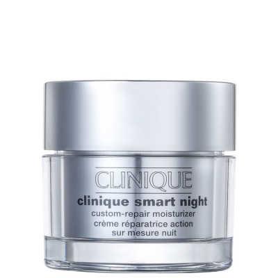 Clinique Smart Night Custom-repair Moisturizer Dry Combination - Anti-idade Noturno 50ml