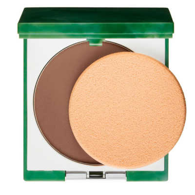 Clinique Stay Matte Sheer Pressed PowderStay Amber - Pó Compacto 7,6g
