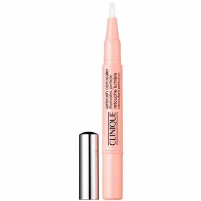 Clinique Airbrush Concealer Illuminates, Perfects Fair - Corretivo Líquido 1,5ml