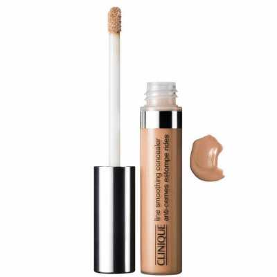 Clinique Line Smoothing Concealer Medium Beige - Corretivo Líquido 8g