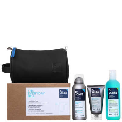 Dr. Jones The Everyday Box Kit (3 Produtos + Nécessaire)