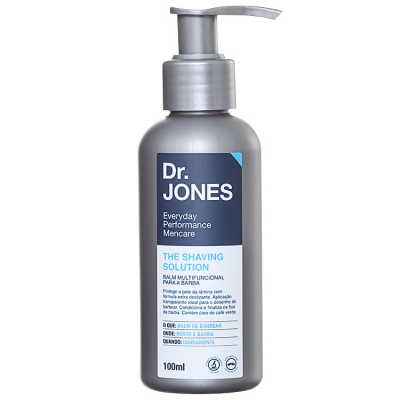 Dr. Jones The Shaving Solution - Balm Multifuncional para Barba 100ml