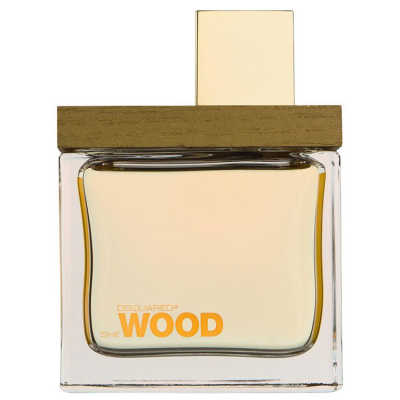 Dsquared Perfume Feminino She Wood Golden Light Wood - Eau de Parfum 50ml