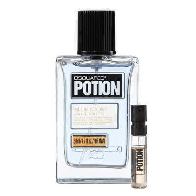 Dsquared Potion Blue Cadet Perfume Masculino - Eau de Toilette 50ml