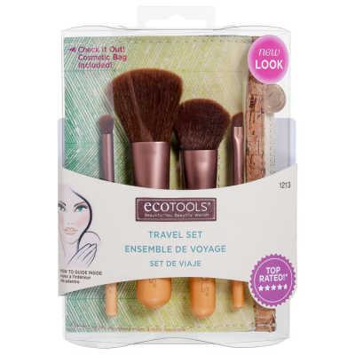 Ecotools Five Piece Mineral Set - Kit de Maquiagem (4 Produtos)