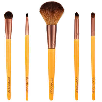 Ecotools Six Piece Day-to-night Set - Kit de Maquiagem (5 Produtos)
