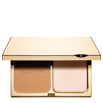 Clarins Everlasting Compact Foundation Spf 15 113 Chestnut - Base Compacta