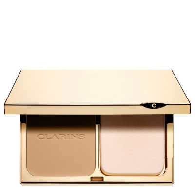 Clarins Everlasting Compact Foundation Spf 15 114 Cappuccino - Base Compacta