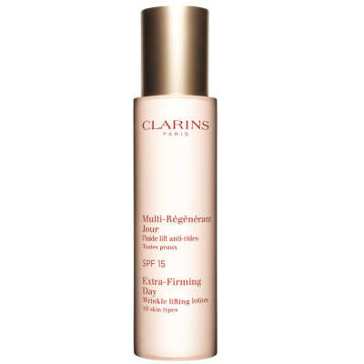 Clarins Extra-Firming Day Spf15 - Firmador para Rosto 50ml
