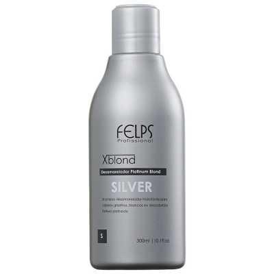 Felps Profissional XBlond Silver - Shampoo 300ml