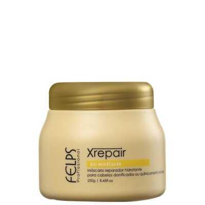 Felps Profissional XRepair Bio Molecular - Máscara de Tratamento 250g