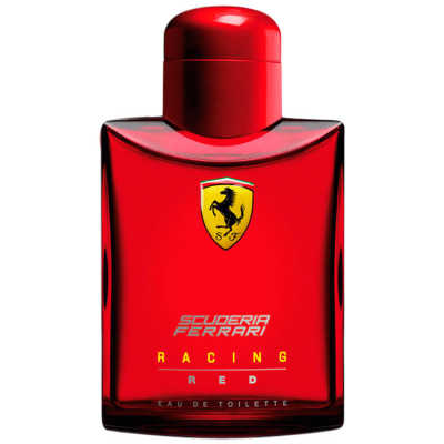 Ferrari Perfume Masculino Racing Red - Eau de Toilette 125ml