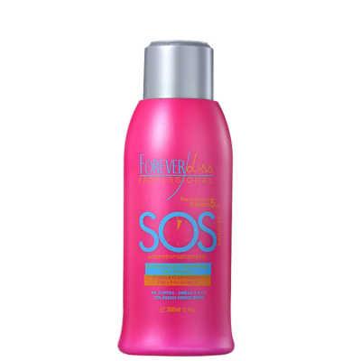 Forever Liss Professional SOS Antiemborrachamento - Tratamento Reconstrutor 300ml