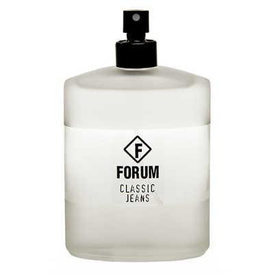 Forum Classic Jeans Perfume Unissex - Eau de Cologne 50ml