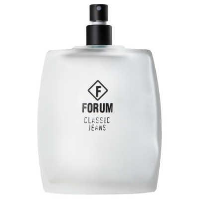 Forum Classic Jeans Perfume Unissex - Eau de Cologne 100ml