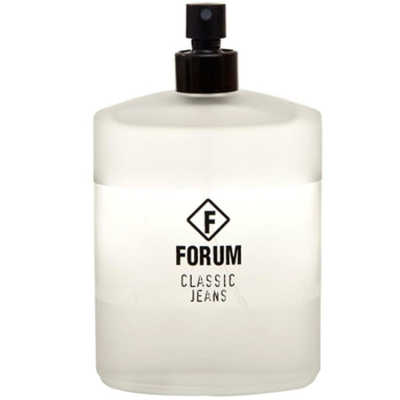 Forum Classic Jeans Unissex - Eau de Toilette 50ml