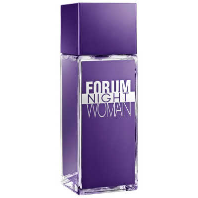 Forum Perfume Feminino Night Woman – Eau de Cologne 100ml