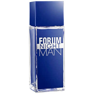 Forum Perfume Masculino Night Man -  Eau de Cologne 100ml