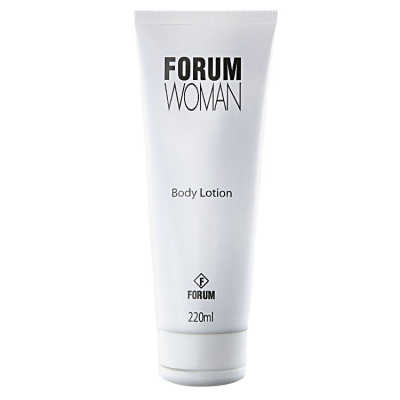 Forum Woman Body Lotion - Loção Corporal 220ml