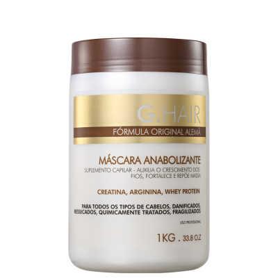 G.Hair Anabolizante - Máscara 1000g