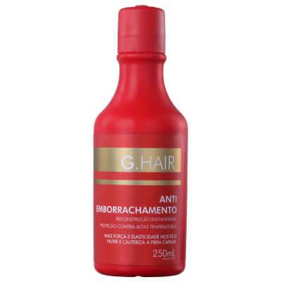 G.Hair Antiemborrachamento - Tratamento 250ml