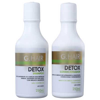G.Hair Duo Detox Kit (2 Produtos)