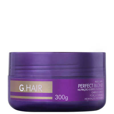 G.Hair Perfect Blond Home Care - Máscara 300g