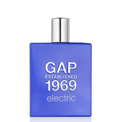Gap Perfume Masculino Established 1969 Electric - Eau de Toilette 100ml