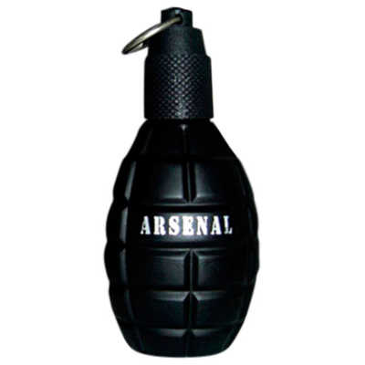 Arsenal Black Eau de Parfum - Perfume Masculino 100ml