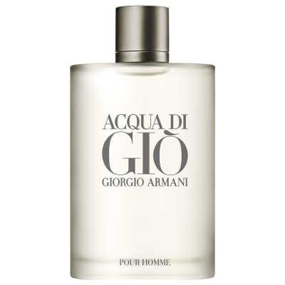 Acqua di Giò Pour Homme Giorgio Armani Eau de Toilette - Perfume Masculino 200ml