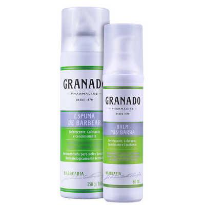 Granado Barbearia Duo Kit (2 Produtos)