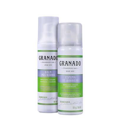 Granado Barbearia Duo Travel Kit (2 Produtos)