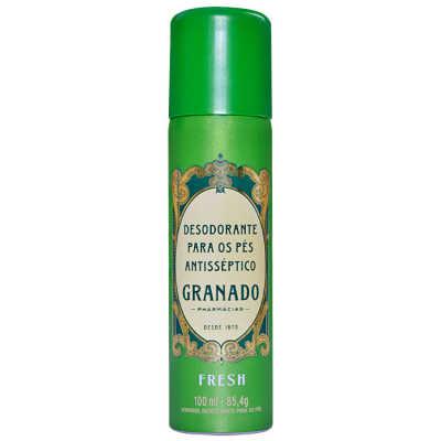 Granado Fresh Para Os Pés Antisséptico - Desodorante Aerossol 100ml