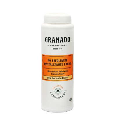 Granado Granaderma Oil-Control Pó Esfoliante Revitalizante Facial - Esfoliante 40g