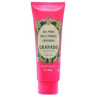Granado Pink Gel para Pés e Pernas Cansadas - Gel Relaxante 120g