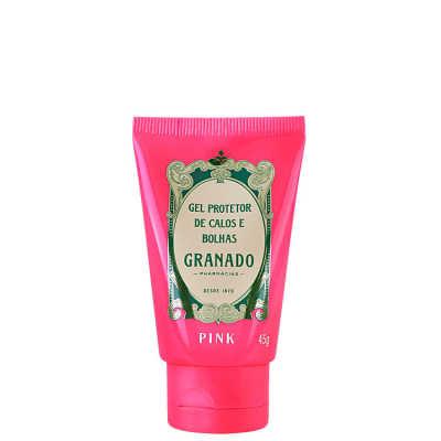 Granado Pink Gel Protetor de Calos e Bolhas - Gel para os Pés 45g
