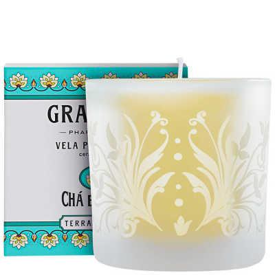 Granado Terapeutics Chá Branco - Vela Perfumada 180g